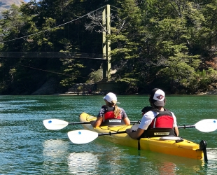 All Inclusive - Kayaking, Trekking and Riding